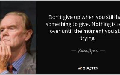 30 вторых речей Брайана Дайсона – бывший генеральный директор Coca-Cola